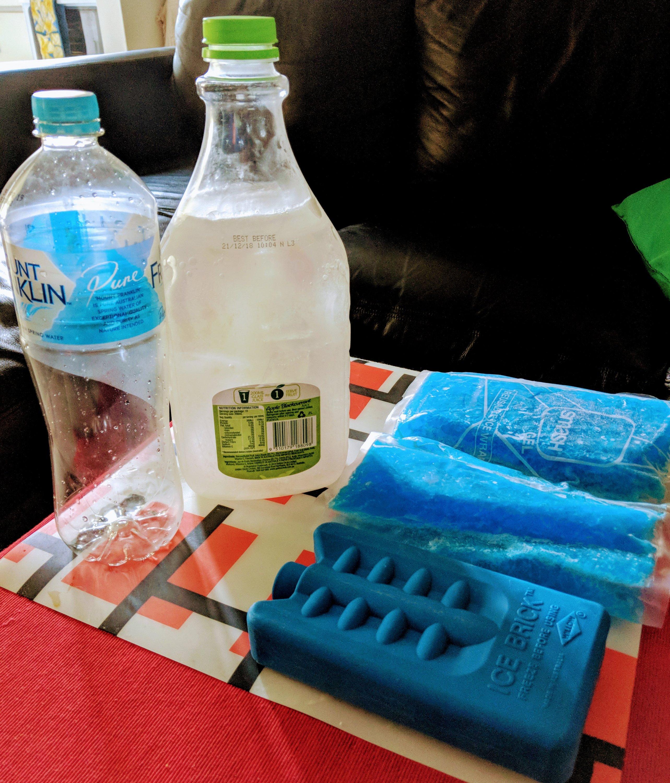 Let's chill things out…  DIY- Aquarium Style Fermentation